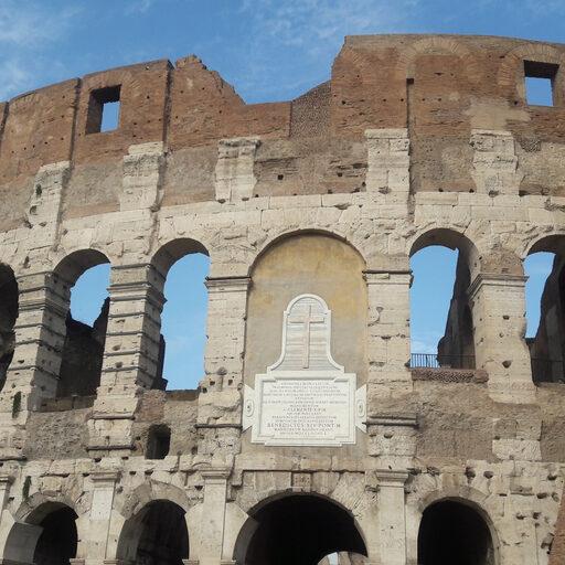 Прогулки по Риму и Ватикану.