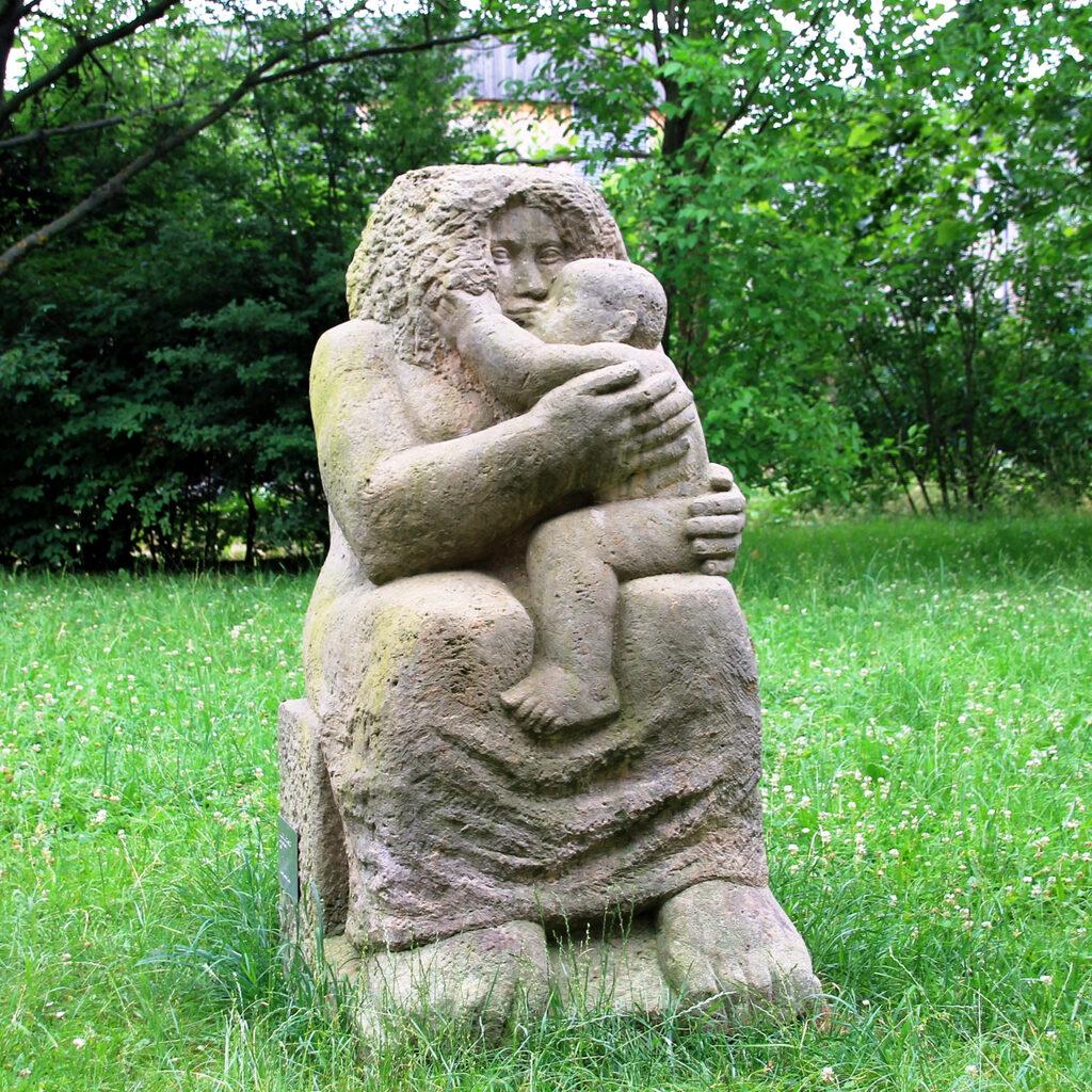 Дрезденские скульптуры и памятники-3