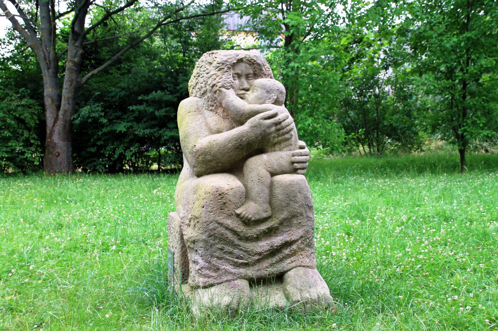 Дрезденские скульптуры ипамятники-3