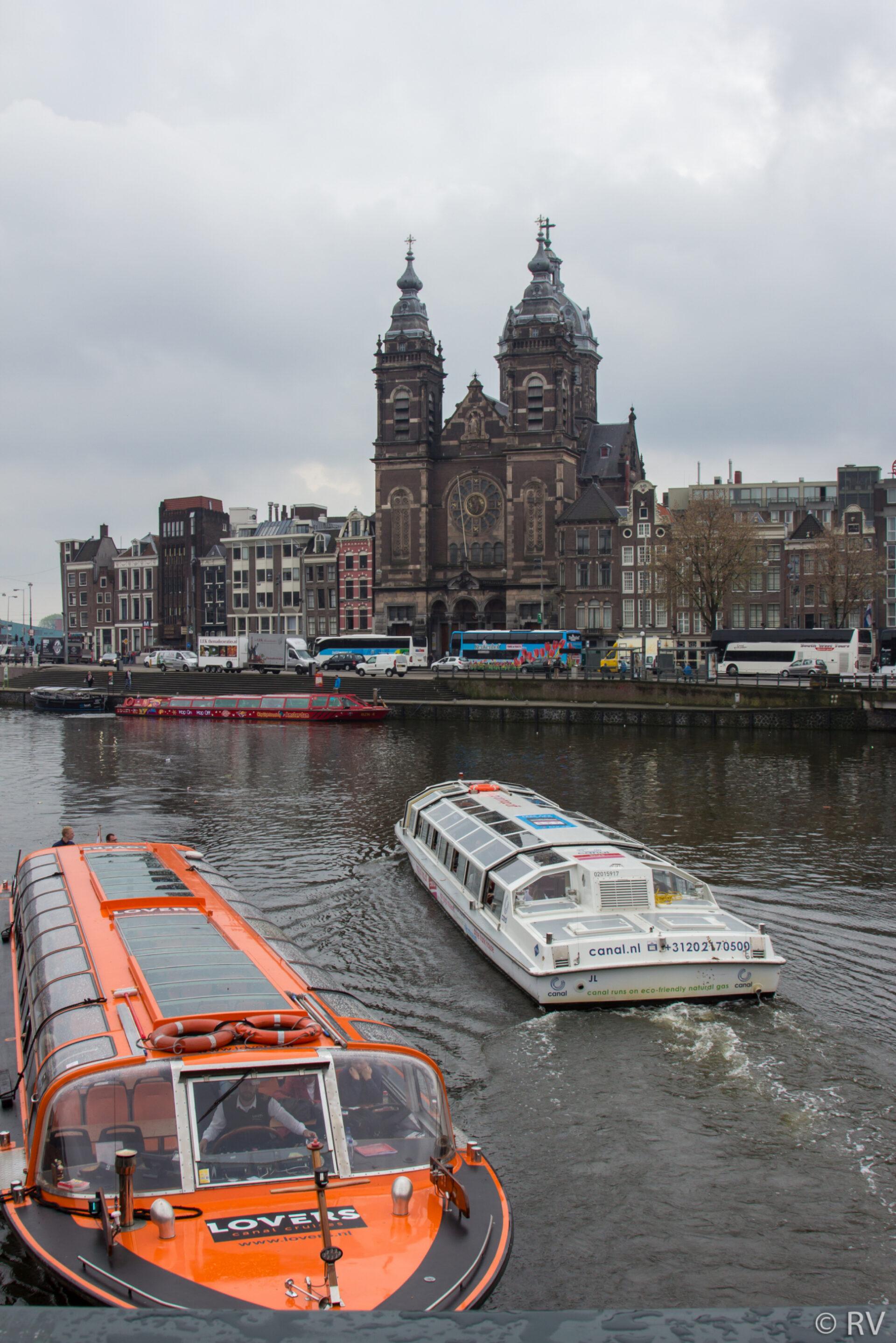 Амстердам + Кёкенхоф (королевский парк цветов вНидерландах)