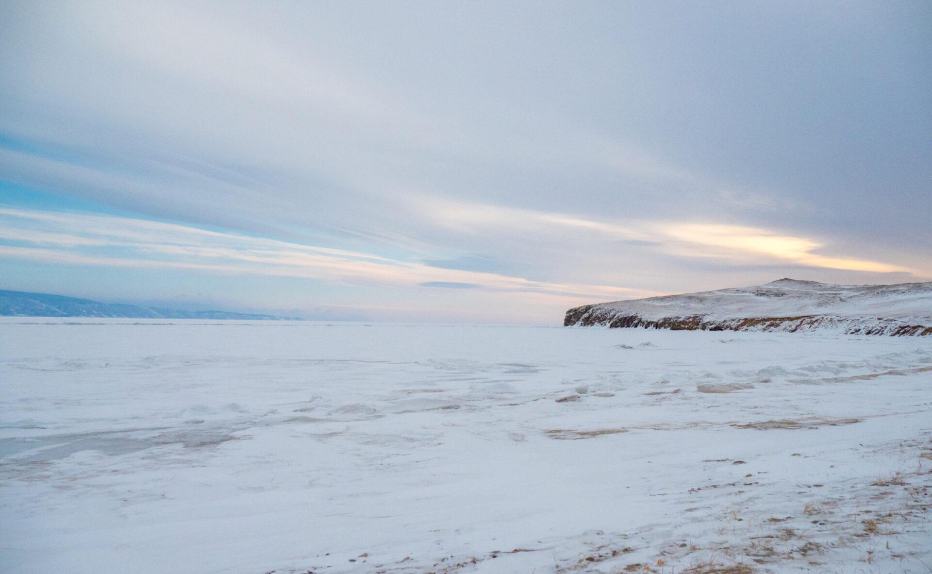 Чистый лед. Байкал 2018 (Часть 4) Ольхон