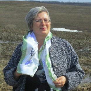 Ирина Алибалова