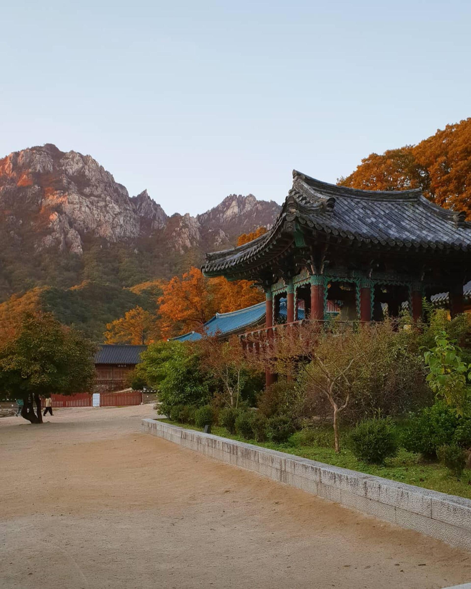 Южная Корея. Сеул. Сокчо. Сораксан.