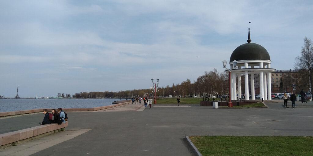 Небольшая прогулка по Петрозаводску