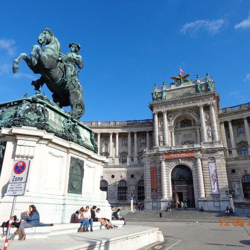 Часть 1: Вена — По следам Австрийской империи
