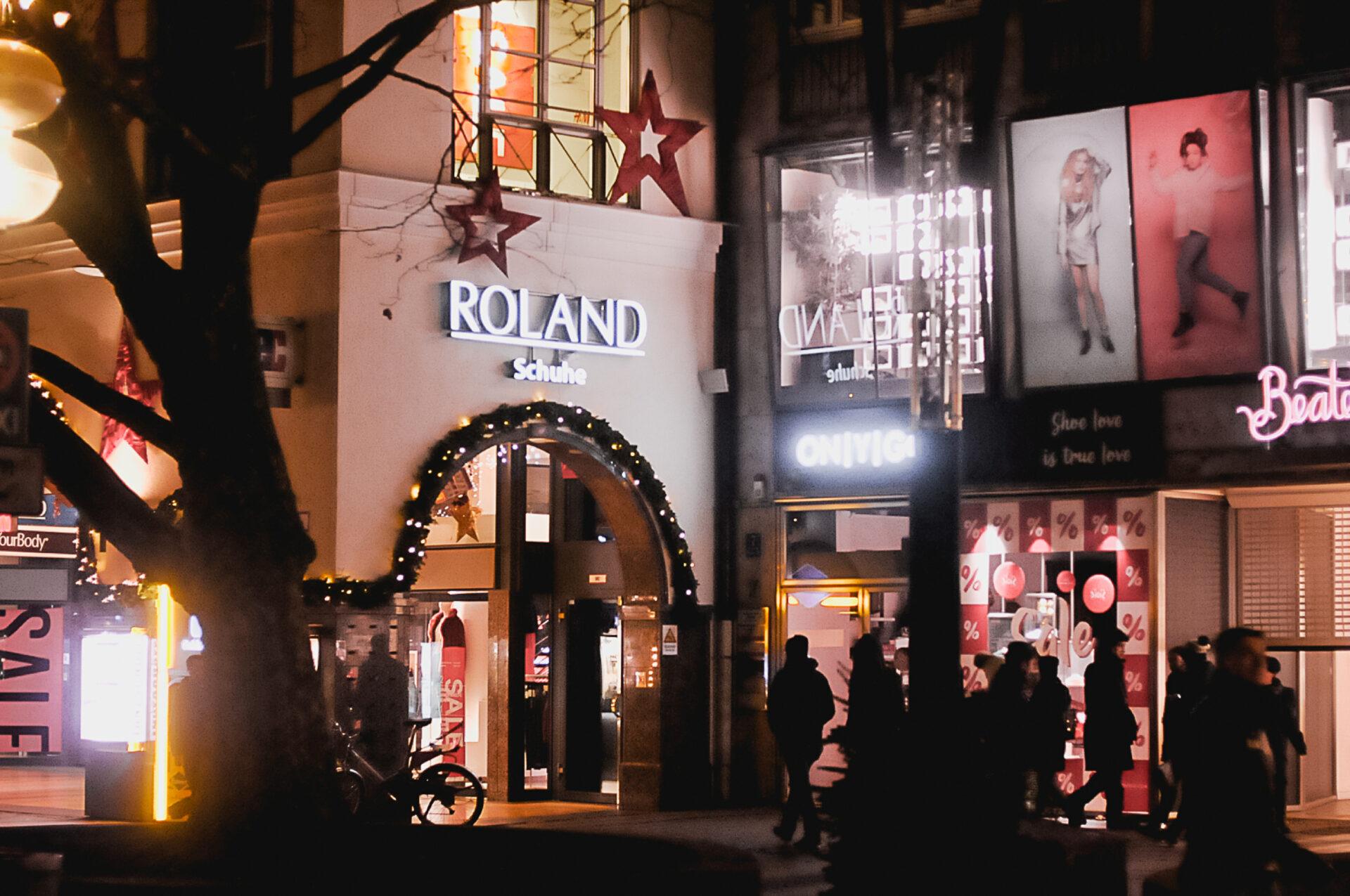 Рождественский Мюнхен