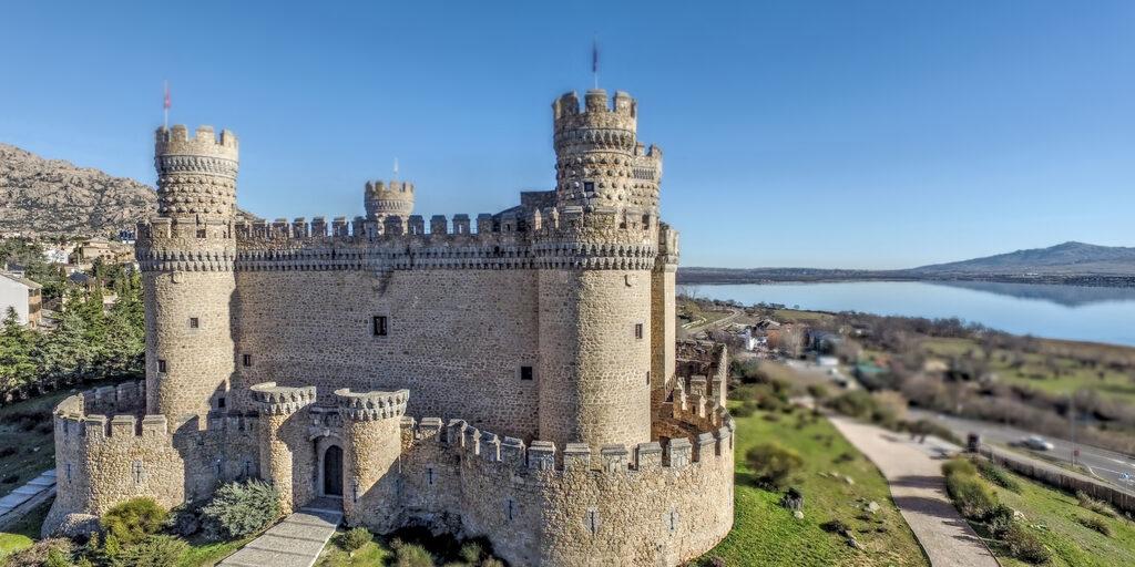 Экскурсия из Мадрида «Замки Кастильи»