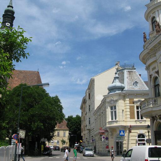 Сказки венского леса, Вены и окрестностей