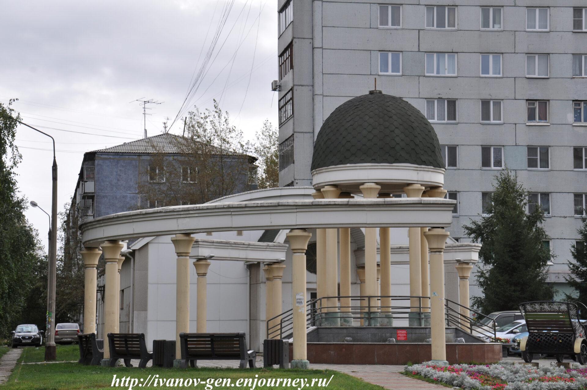 Красноярск глазами москвича или Подсмотрено вКрасноярске