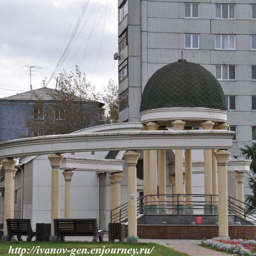 Красноярск глазами москвича или Подсмотрено в Красноярске