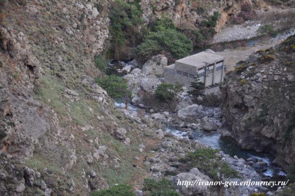 Крит-2019. Часть 5 Природа
