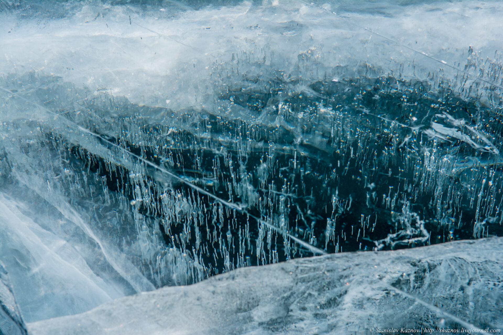 «Зимняя сказка Байкала». День 2. Удивительные гроты острова Харанцы
