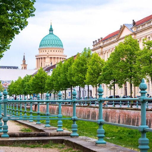 Потсдам: Сады прусские, клумбы русские