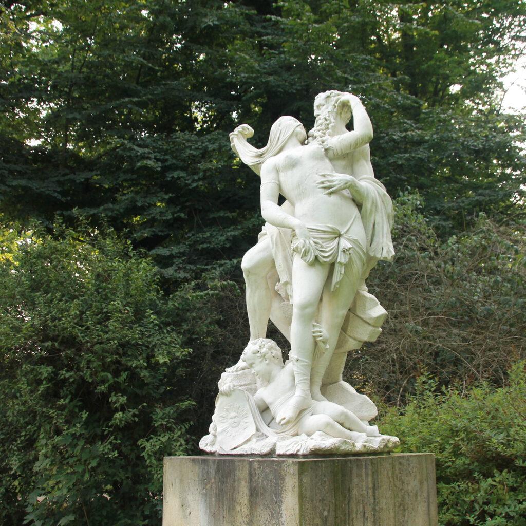 Дрезденские скульптуры и памятники-4