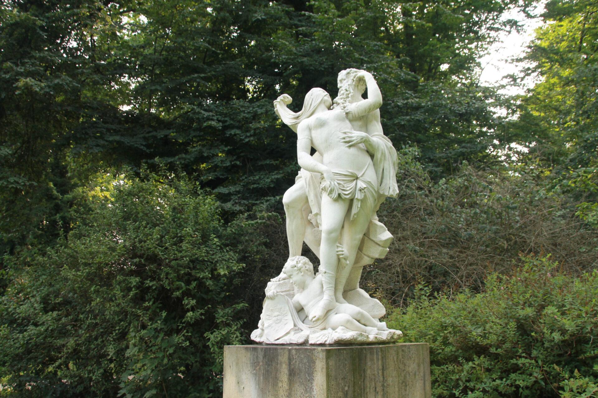 Дрезденские скульптуры ипамятники-4