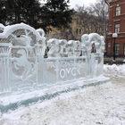 Фестиваль ледяных скульптур «Хрустальный Томск»