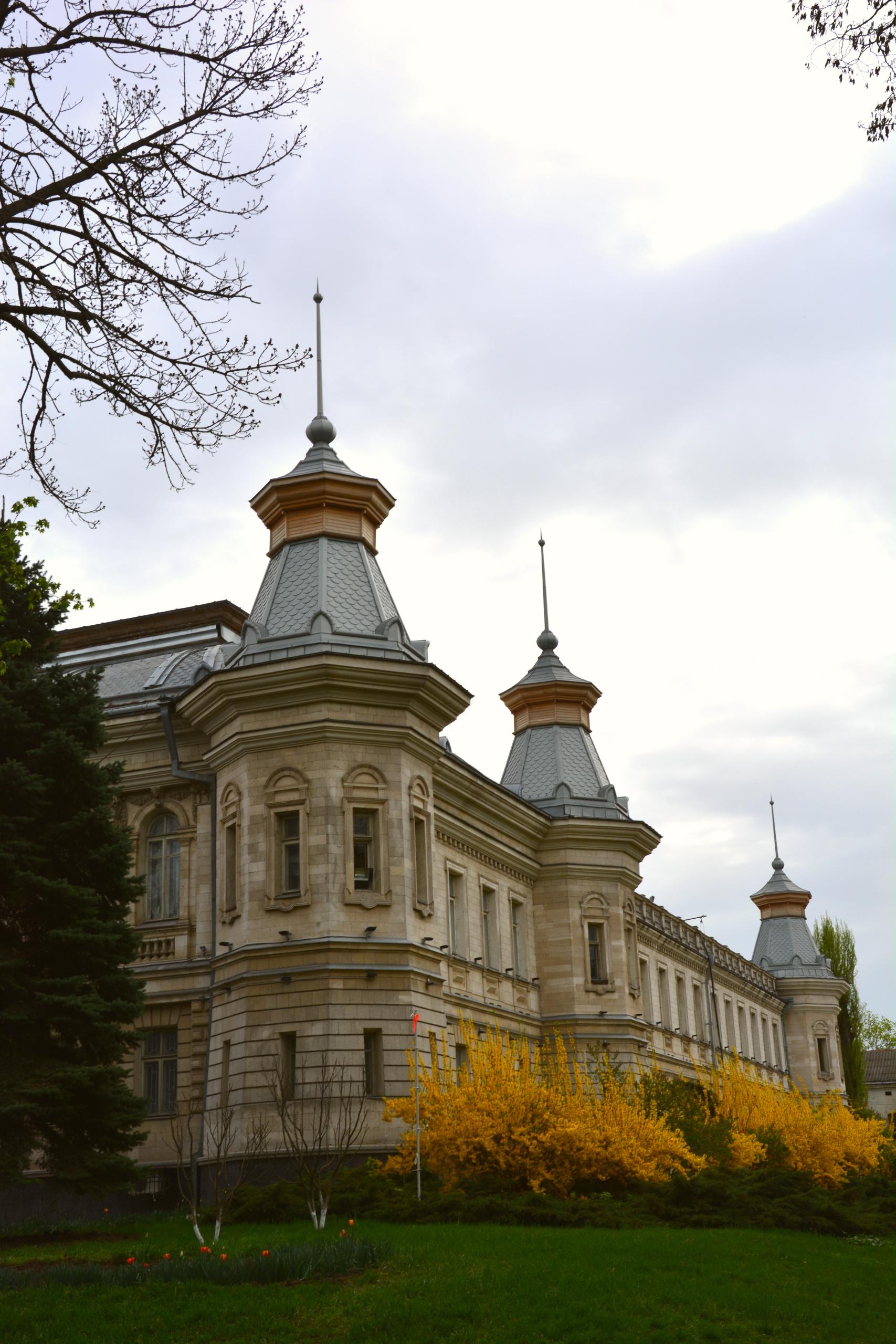 Национальный музей истории Молдовы
