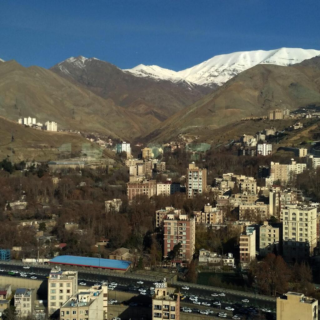 Тегеран 2018