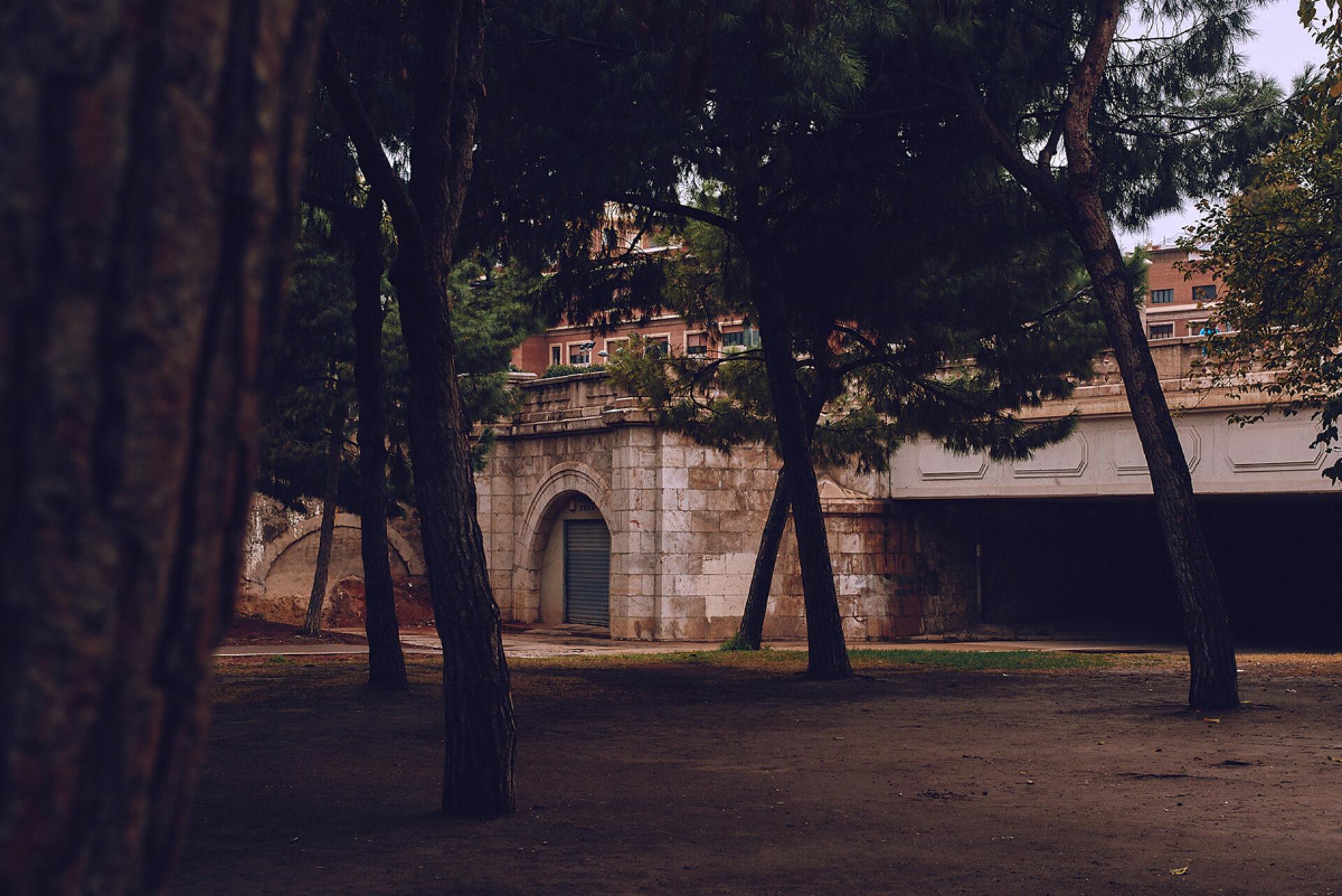 Непогодная Валенсия